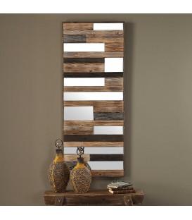 Drevená nástenná dekorácia - MIRA