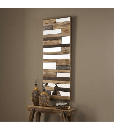 Wall wooden decoration - MIRA