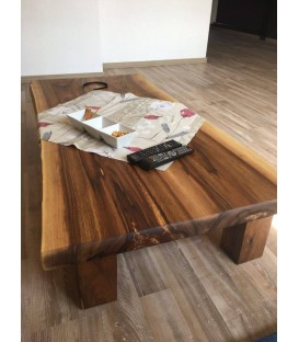 Coffee table - WALNUT