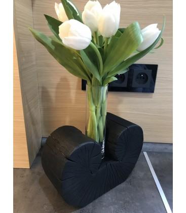 Váza - BLACK ELEGANCE