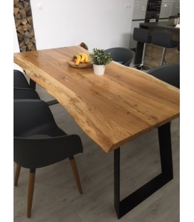 Dining table - STEEL