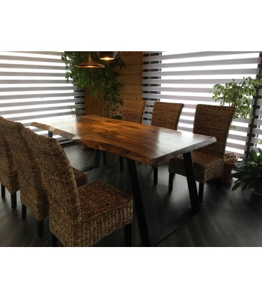 Dining table - NUT