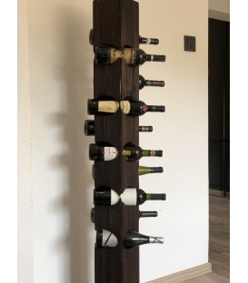 Wine rack - CROSS