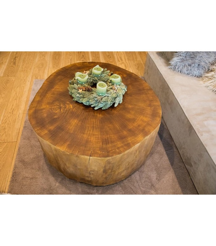 Massieve Side Table.Solid Coffee Table