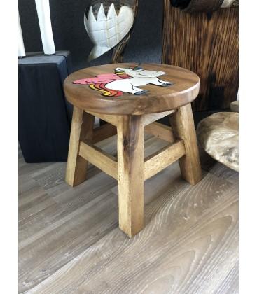 Wooden chair - UNICORN