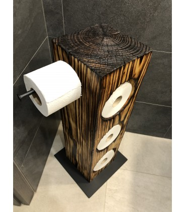 Toilet paper holder - HOLD