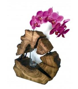 Drevevná váza - TRIANGEL
