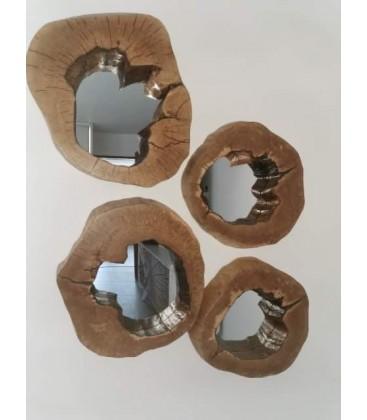 Set zrkadiel - BOEL