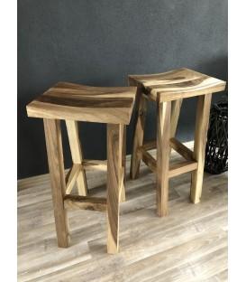 Set of bar chairs - WALLY
