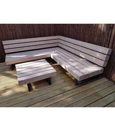 Záhradné sedenie- ROMA