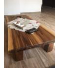 Konferenčný stolík - WALNUT