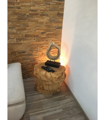 Doplnkový stolík - LIGHT MAPLE