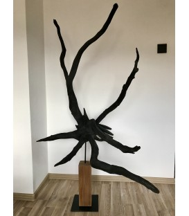 Drevená dekorácia - ROOT
