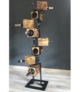 Stojan na víno - STAIRS
