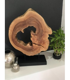 Drevená dekorácia - EYE