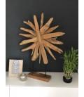 Wooden decor - SUN