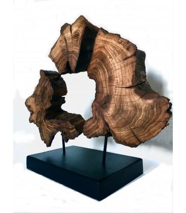 Drevená dekorácia - WALNUT
